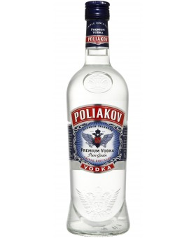 VODKA POLIAKOV - 70cl