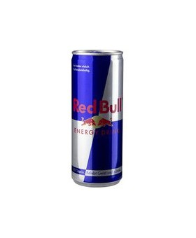 ENERGY DRINK RED BULL - 250ml