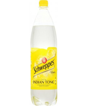 SCHWEPPES Indian Tonic - 1,5L