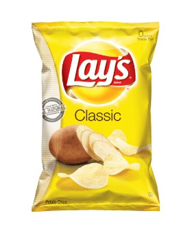 CHIPS LAYS - 135g