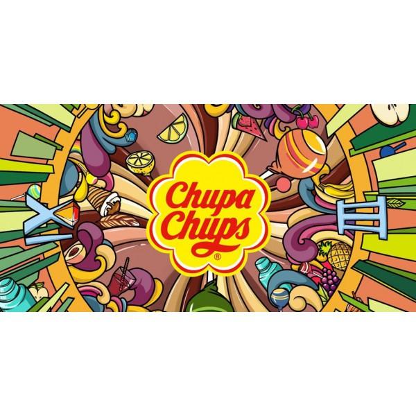 Chupa chups sachet de 14 sucettes insommiaque shopping - Housse de couette chupa chups ...
