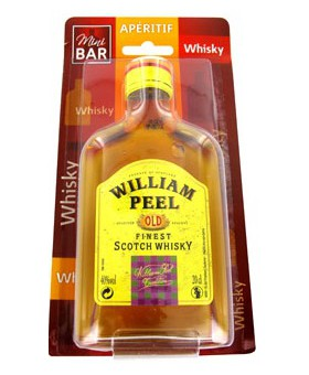 WHISKY WILLIAM PEEL - 20cl