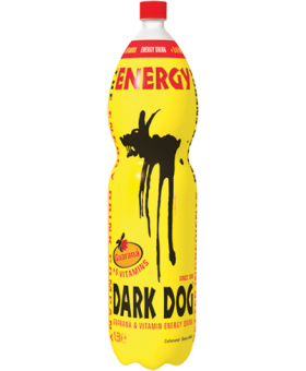 ENERGY DRINK DARK DOG - 1,5L