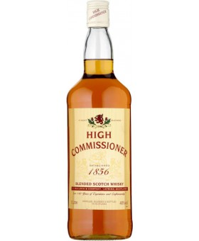 WHISKY HIGH COMMISSIONER - 1,5L