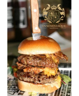 LYON - Burger (XXL) Size