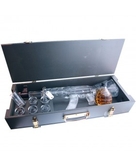 Coffret Vodka kalashnikov Red Army ak-47