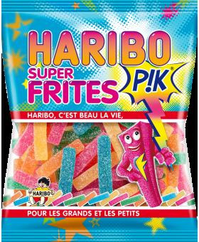 Super Frites P!k Haribo (40 G)