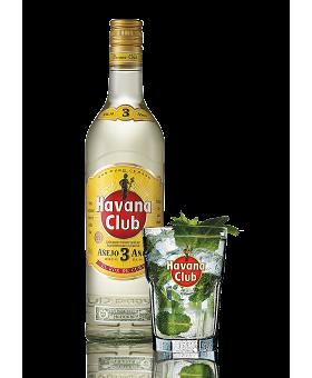 Havana Club 3 ans - 70cl
