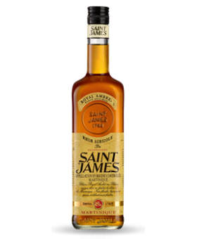 SAINT JAMES  Royal Ambré - 70cl