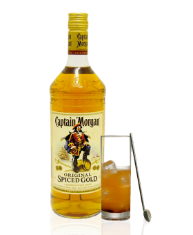 Captain Morgan spiced - 70cl