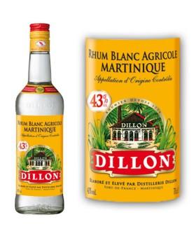 Dillon Rhum blanc - 70cl