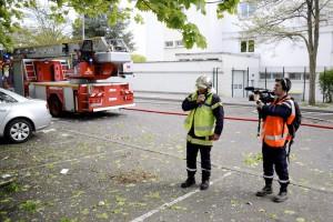 Les pompiers de Dijon, héros d'«Appels d'Urgence» ce soir sur NT1