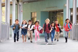 Insolite: 10 euros d'amende pour les parents en retard à la sortie de l'école !