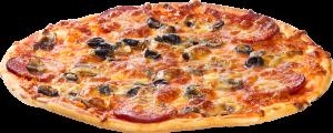 Livraison de pizza à domicile 24/24 de jour comme De nuit