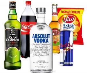 livraison d'alcool et de fast-food a domicile livraison sur Dijon, Miami Beach et ses alentours 24/24 tous les jours