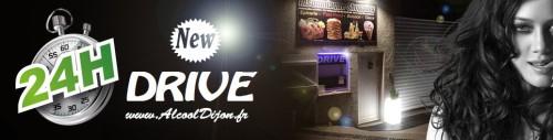 New chez Insomniaque Shopping: Le Drive ouvert 24H/24 tous les jours!