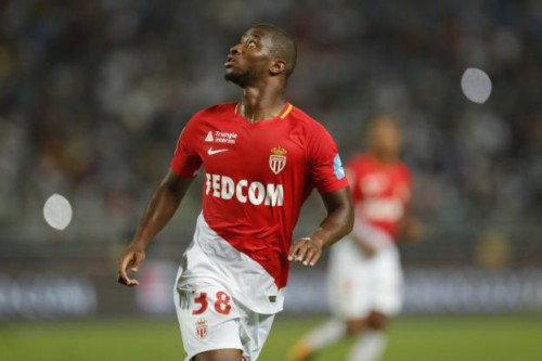Monaco : Almamy Touré forfait contre Dijon, Jordi Mboula et Gabriel Boschilia disponibles