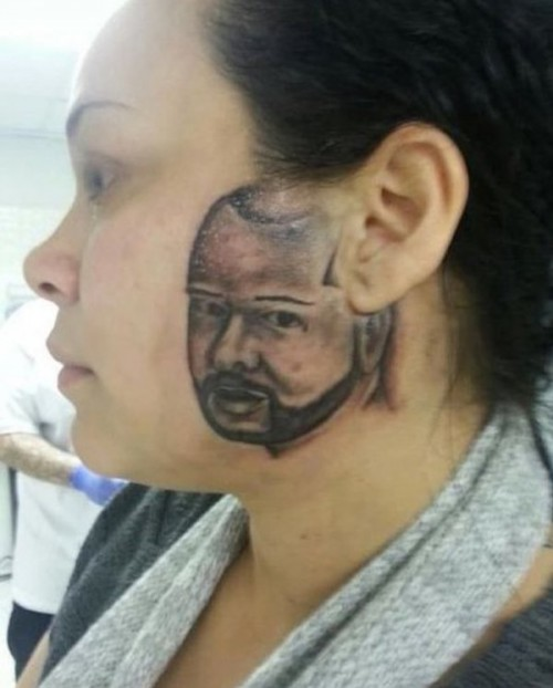 TOP 11 -  Des tatouages les plus moches !